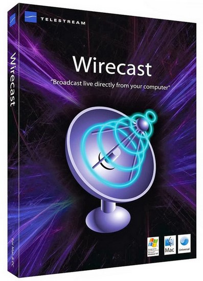 Wirecast Pro 2019 12.1 Crack Full Key Free Download
