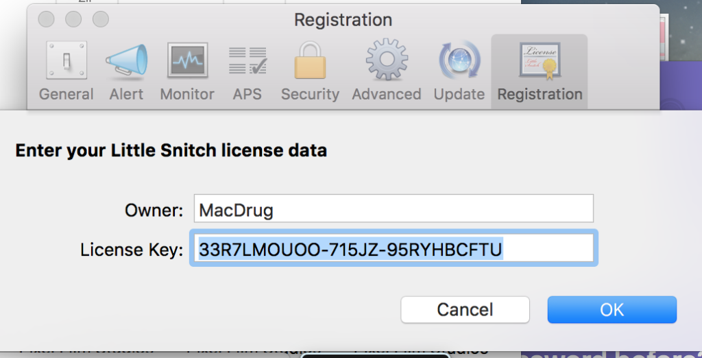 Little Snitch 4.4 License Key [Crack + Keygen] Free Download 2019
