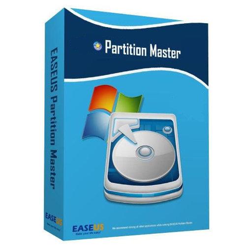 EaseUS Partition Master Crack 13.5 License Code Free Download 2019