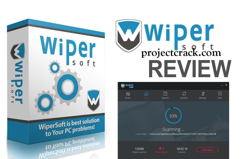 Wipersoft 2019 Crack With Keygen Free Download