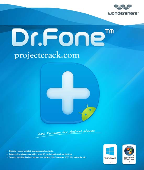 Wondershare Dr. Fone 9.8.2 Crack And Full Registration Code Free Download