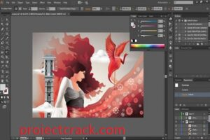 Adobe Illustrator CC 2021 v25.2.0.220 Crack + Keygen Full Free Download