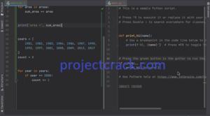 PyCharm 2020.3.3 Crack + License Key Free Download [2021]
