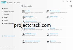 ESET Internet Security 14.0.22.0 Crack + License Key Download [2021]