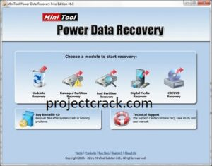 MiniTool Power Data Recovery 9.2 Crack + Keygen Full Free Download [2021]